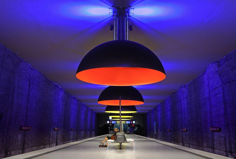 唯美几何建筑简而不凡 带有几分超现实主义色彩
