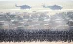 朱日和阅兵显示解放军成为一支世界级军队