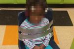 美4岁女童幼儿园里被绑椅子上引父母震怒
