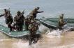 金正恩指导人民军特种部队打击比武