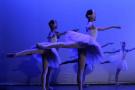 沈阳市民在云飏阁免费赴来自芭蕾舞的浪漫之约