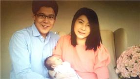郭晶晶一家三口亮相 儿子可爱家庭幸福