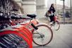 共享单车青年最爱骑 李村商圈等三大区域成热点