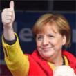 默克尔赢得德国大选