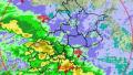 节后首日北京下雨+降温 多条高速封闭 航班延误
