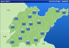 山东继续发布大风蓝色预警 济南降温幅度8~10℃