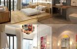卧室居然能活泼与优雅兼得?适当的错层挺有效