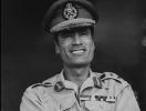 一代枭雄卡扎菲,青年和老年反差太大