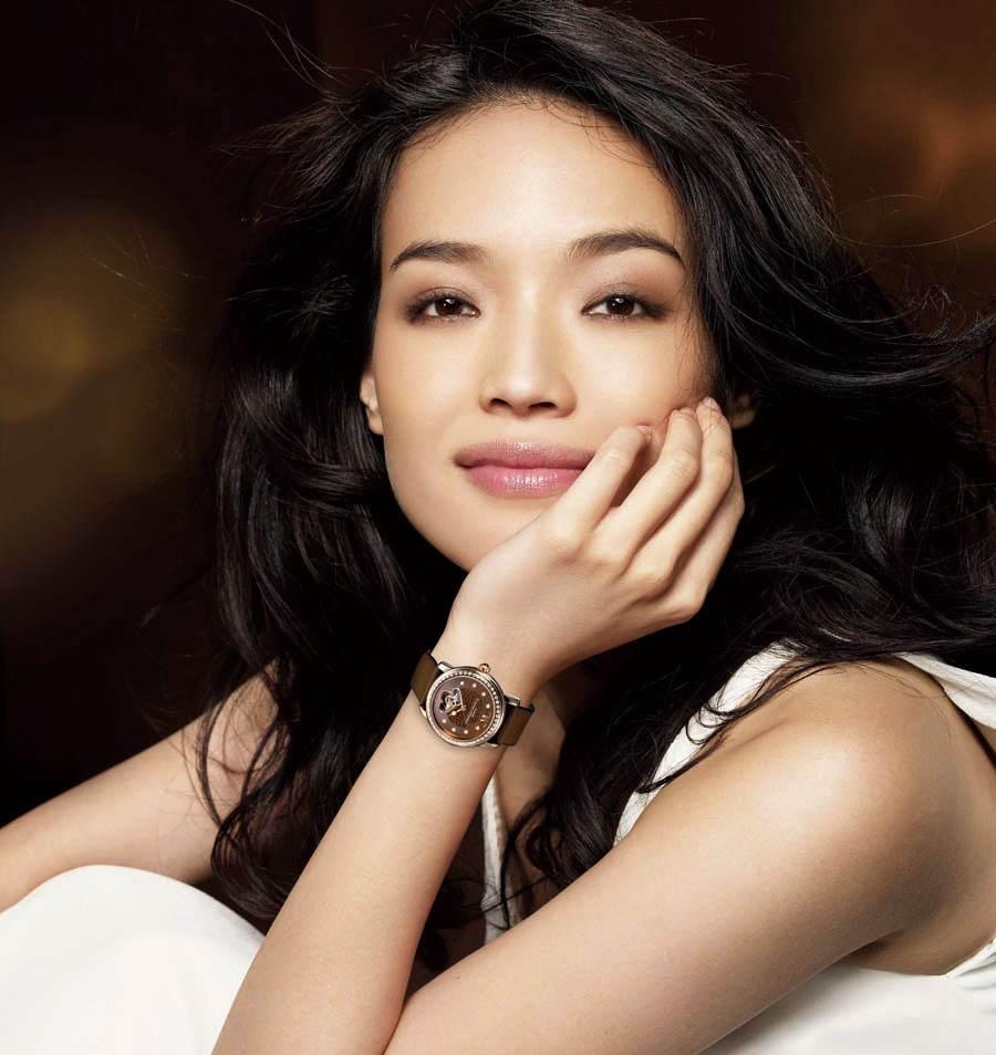 中国百年难遇的美女