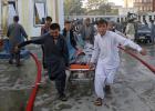 阿富汗首都一所军校遭自杀式袭击 致15死4伤