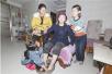 漯河聋哑老人走失后滞留救助站5年 终与家人团圆