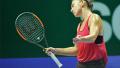 WTA总决赛哈勒普无缘出线 沃兹尼亚奇进四强