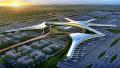 高铁地铁同时穿越 青岛机场中心隧道工程即将封顶