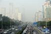 """""""人努力、天帮忙"""" 北京本轮污染过程或提前结束"""