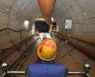"""上面跑高铁下面造地铁,宁波地铁3号线打通""""最难隧道"""