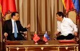 菲方:南海问题无需第三方对话 中国把我们当兄弟