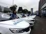 大气!宁波有个老板给一线优秀员工奖励了100辆新汽车