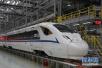 西成高铁正式开通 CRH3A型动车组是咱青岛造
