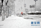 威海北部地区今夜到明天有中雪局部大雪