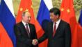 习近平和普京互致新年贺电:巩固中俄政治和战略互信