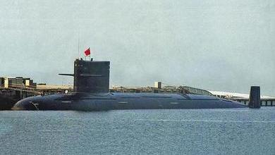 网传095核潜艇开工