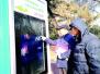 """莱芜:电子公交站牌让市民等公交""""心里有数"""""""