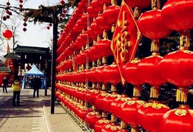 欢乐中国年 北京 京城喜迎春 厂甸文化庙会引风尚