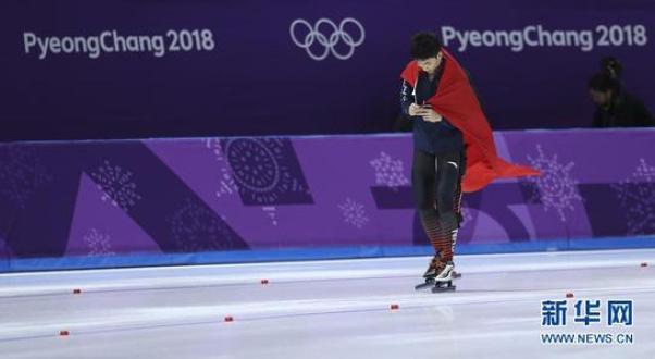 """速度滑冰男子500米摘铜!中国男子速滑结束""""无牌史"""""""