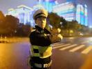 雨雾伴随回程 杭州交警提醒提早规划平安回家
