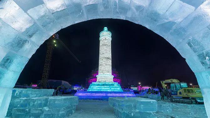 """北京pk10投注网站:世界最大冰雪主题公园""""史上最长""""运营期收官"""