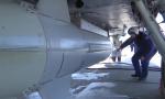 俄新型导弹被打马赛克
