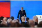 普京赢得俄罗斯总统选举 呼吁民众保持团结应对挑战