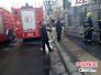 郑州一住户室内失火玻璃炸裂 系热水器老化引发