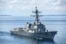 国防部回应美军舰进入我南海岛礁邻近海域:是严重挑衅