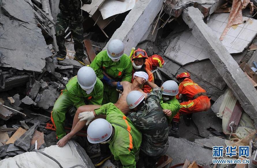 10年后探访汶川地震幸存者蒋雨航:重生后,我就成了你!