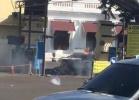 印尼泗水警察总部爆炸 一名警察遭波及伤亡不明