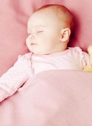 寶寶不睡覺竟是媽媽惹的禍