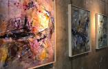 """鲁迅美术学院八十周年华诞""""包容与冲突""""创作展在大连校区举行"""