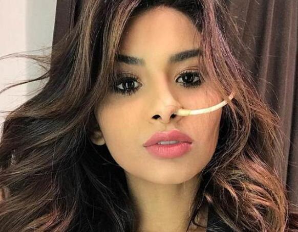 美女模特患胃癌去世