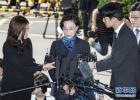 大韩航空会长夫人李明姬接受调查