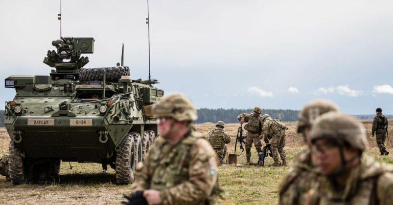 重庆时时彩官方网站:波兰军方愿出20亿美元请美军保护 总统:我怎么不知道