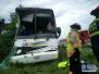 中國遊客在加拿大遇車禍1死34傷 傷者稱或因司機打瞌睡