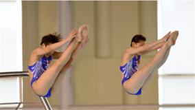 全国跳水冠军赛:张家齐拿下第二金 邱波绝杀封王
