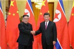 Xi Jinping, Kim Jong Un hold talks on ties,Peninsula situation