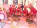 哈尔滨小学生手艺要逆天 饺子皮1分钟10个粽子24秒1个