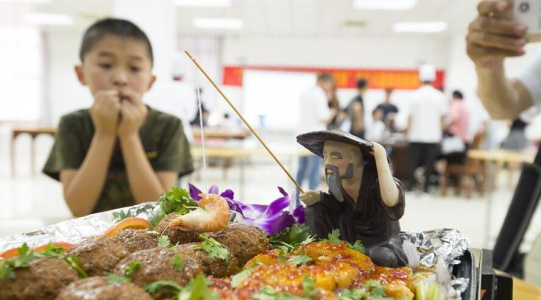 海安:农家宴厨艺大比拼
