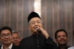 """访华在即,马来西亚总理马哈蒂尔给中国送上一份""""大礼"""""""