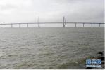 """实拍""""山竹""""过境后的港珠澳大桥:""""基建狂魔""""第3次扛住强台风"""