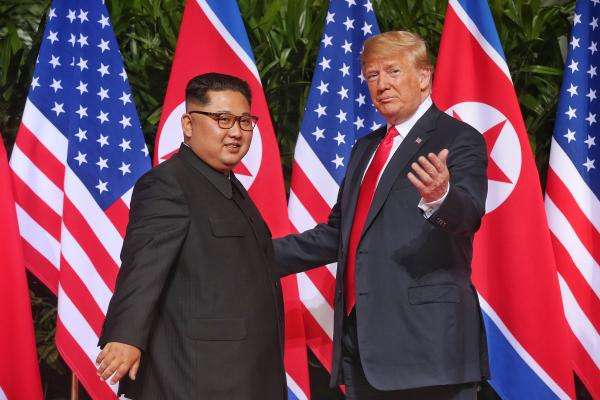 朝美协调安排第二次首脑会晤