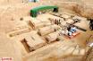 洛阳发现西汉时期大墓 青铜壶里有大量液体